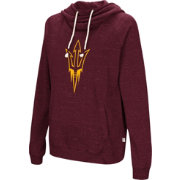 Colosseum Women's Arizona State Sun Devils Maroon I'll Go With You Pullover Hoodie