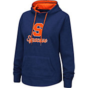 Colosseum Women's Syracuse Orange Blue Pullover Hoodie