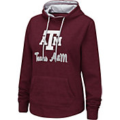 Colosseum Women's Texas A&M Aggies Maroon Pullover Hoodie