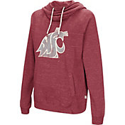 Colosseum Women's Washington State Cougars Crimson I'll Go With You Pullover Hoodie