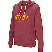 Colosseum Women's Iowa State Cyclones Cardinal I'll Go With You Pullover Hoodie