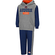 Colosseum Toddler Boys' Auburn Tigers Grey/Blue Back To Second Grade Fleece Set