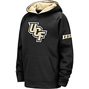 Colosseum Youth UCF Knights Fleece Pullover Black Hoodie