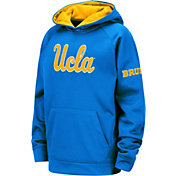 Colosseum Youth UCLA Bruins True Blue Fleece Pullover Hoodie