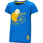 Colosseum Toddler Girls' UCLA Bruins True Blue Whoo! Whoo! T-Shirt
