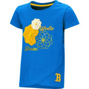 Colosseum Toddler Girls' UCLA Bruins True Blue Whoo! Whoo! T-Shirt