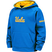 Colosseum Youth UCLA Bruins True Blue Pullover Hoodie