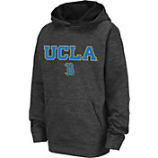 Colosseum Youth UCLA Bruins Grey Pullover Hoodie