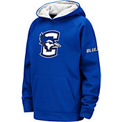 Colosseum Youth Creighton Bluejays Blue Pullover Hoodie