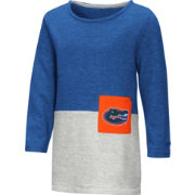 Colosseum Toddler Girls' Florida Gators Blue/Grey Twizzle Dress
