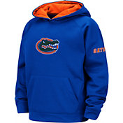 Colosseum Youth Florida Gators Blue Pullover Hoodie