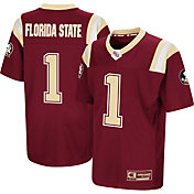 Colosseum Youth Florida State Seminoles Garnet Foos-Ball Football Jersey