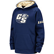 Colosseum Youth Georgia Southern Eagles Navy Pullover Hoodie