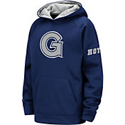 Colosseum Youth Georgetown Hoyas Blue Pullover Hoodie