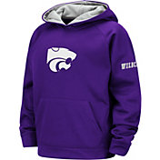 Colosseum Youth Kansas State Wildcats Purple Pullover Hoodie