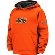 Colosseum Youth Oklahoma State Cowboys Orange Pullover Hoodie