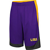 Colosseum Youth LSU Tigers Purple Hall of Fame Shorts