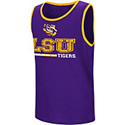 Colosseum Youth LSU Tigers Purple Legends Never Die Tank