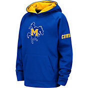 Colosseum Youth McNeese State Cowboys Royal Blue Pullover Hoodie