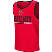 Colosseum Youth Maryland Terrapins Red Legends Never Die Tank