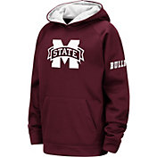 Colosseum Youth Mississippi State Bulldogs Maroon Fleece Pullover Hoodie