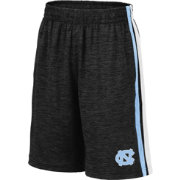 Colosseum Youth North Carolina Tar Heels Grey Mendoza Shorts