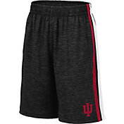 Colosseum Youth Indiana Hoosiers Grey Mendoza Shorts