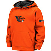Colosseum Youth Oregon State Beavers Orange Pullover Hoodie