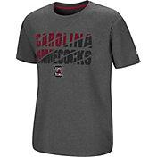Colosseum Youth South Carolina Gamecocks Grey Junior T-Shirt