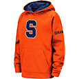 Colosseum Youth Syracuse Orange Blue Fleece Pullover Hoodie