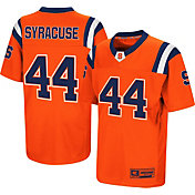 Colosseum Youth Syracuse Orange Orange Foos-Ball Football Jersey