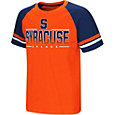 Colosseum Youth Syracuse Orange Orange/Blue Rad Tad Raglan T-Shirt