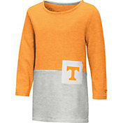 Colosseum Youth Girls' Tennessee Volunteers Tennesee Orange/Grey Twizzle Dress