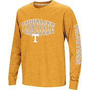 Colosseum Youth Tennessee Volunteers Tennessee Orange Spike Long Sleeve T-Shirt