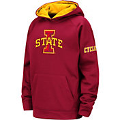 Colosseum Youth Iowa State Cyclones Cardinal Fleece Pullover Hoodie