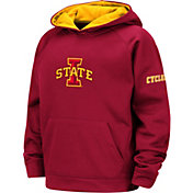 Colosseum Youth Iowa State Cyclones Cardinal Pullover Hoodie