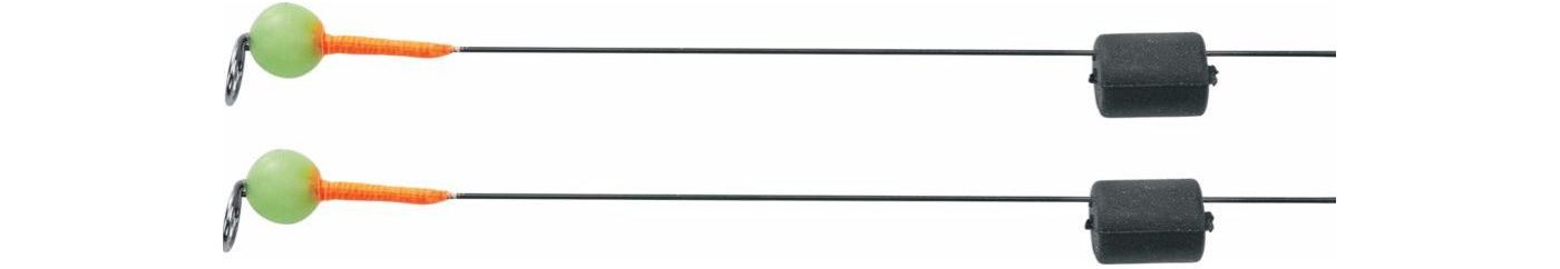 Clam Nitinol Spring Bobber – 2 Pack