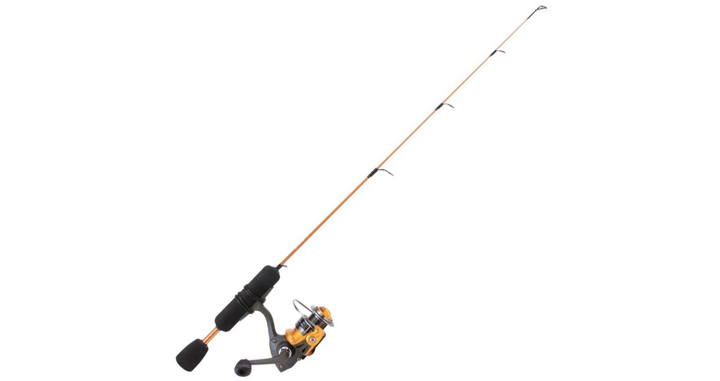 Clam Dave Genz Power Stick Series Ice Fishing Combo