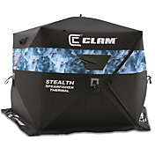 Clam Stealth Spearfisher Thermal 6-Person Ice Fishing Shelter