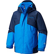 Columbia Boys' Bugaboo Interchange Jacket