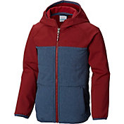 Columbia Boys' Take A Hike Soft Shell Jacket