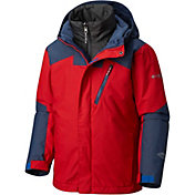 Columbia Boys' Whirlibird II 2-in-1 Jacket
