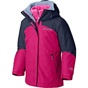 Columbia Girls' Bugaboo Interchange Jacket