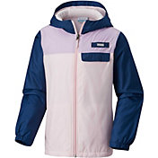 Columbia Girl's Mountain Side Windbreaker Jacket