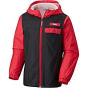 Columbia Girl's Mountain Side Windbreaker Jacket