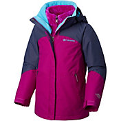 Columbia Girls' Whirlibird II 2-in-1 Jacket
