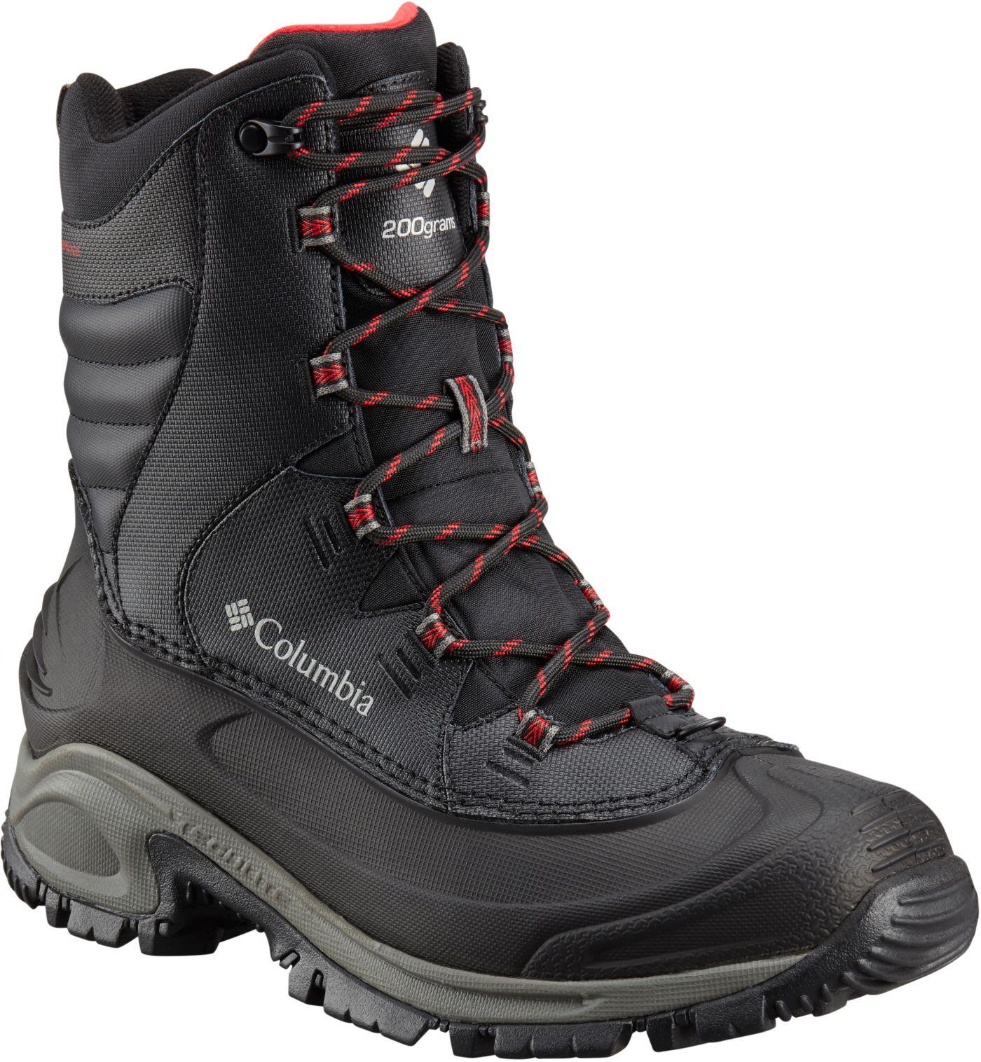 Columbia Men's Bugaboot III 200g Waterproof Winter Boots
