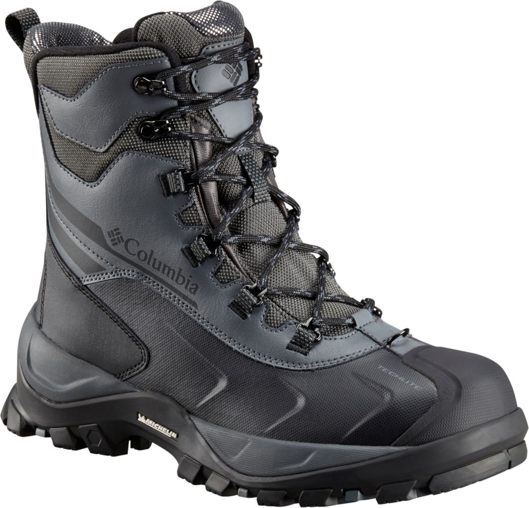 db0eba739ab Columbia Men's Bugaboot Plus IV Omni-Heat 200g Waterproof Winter Boots