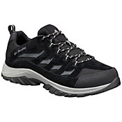 Columbia Men's Crestwood Waterproof Hiking Shoes