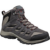 Columbia Men's Crestwood Mid Waterproof Hiking Boots